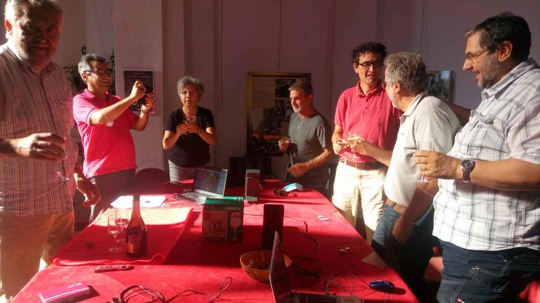 Cuggiono 5 09 2020 ex chiesa SM Braida sede dell Ecoistituto della Valle del Ticino