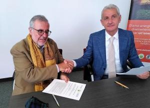 Firmato il nuovo accordo con Dolomiti Energia