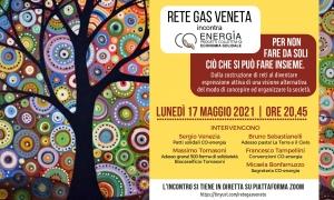 Rete Gas Veneta incontra CO-energia per conoscere patti e convenzioni