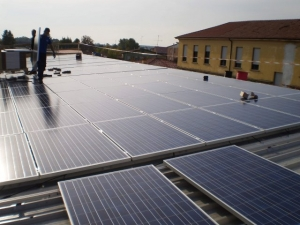 Dosso Energia: solare in multiproprietà