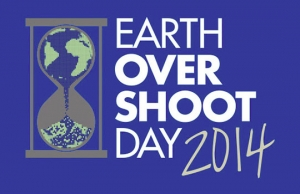 Earth Overshoot Day 2014, in 8 mesi esaurito il budget annuale!